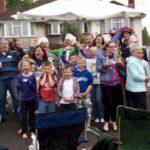 Neighbours Celebrate Royal Wedding