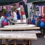 Royal Wedding inspired Street Party