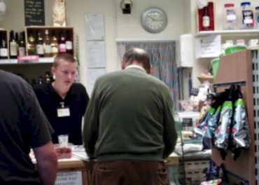 community shop business