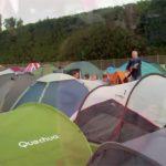 tent community Wimbledon