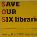 Libraries save Brent Six