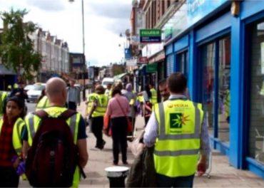 Community retakes Tottenham