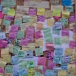 Riots help create wall of love for community