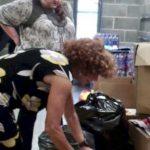 Edwina Hard at Work