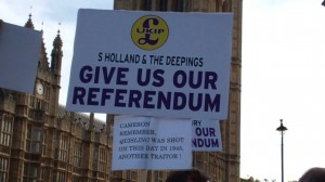 EU Referendum In or Out