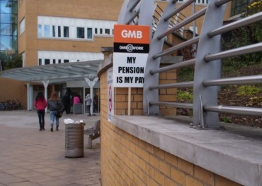 Pensions - cuts affect Health Workers