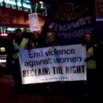 Women Walk London Streets
