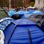 200 Occupy tents pitched St Paul's