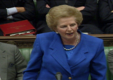 Grantham Margaret Thatcher - Lady not for turning