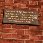 Margaret Thatcher - Home Grantham