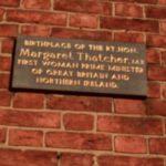 Margaret Thatcher - Home Grantham