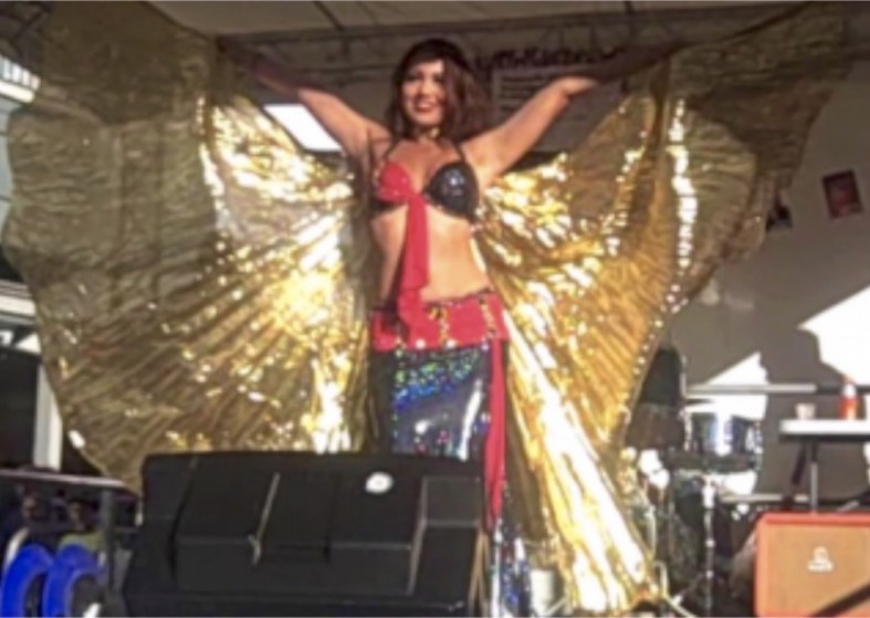 Belly Dancing for Mental Health