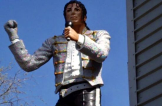 controversial statue