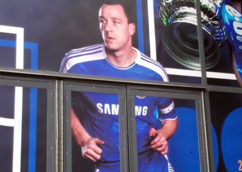 fans mixed views on John Terry