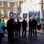 Occupy join students
