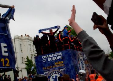 Chelsea 2012 Champions