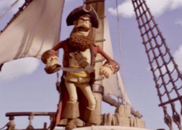 Beware of Pirate Captain