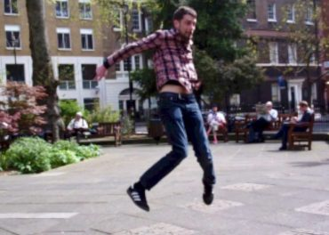 Picture - jump with a twist