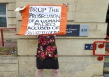 sex workers - street worker wins case