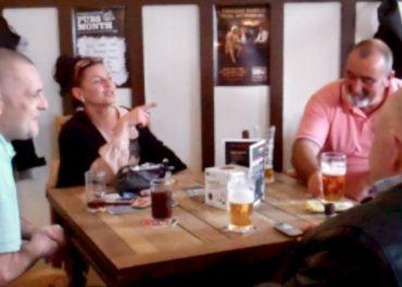 Pubs - drink between friends
