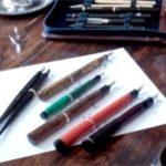Fountain pens comeback
