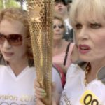 Jennifer Saunders & Joanna Lumley - Absolutely Fabulous