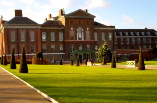 Kensington Palace home for young royals