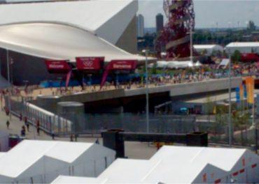 Olympic Park buzzing