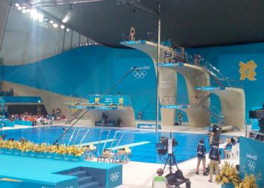 Olympic Womens Diving team Australia