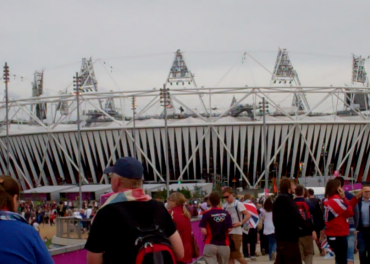 The Park at London 2012 Stadium