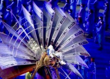 Paralympics Opening Ceremony - scene