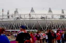 Olympics in the park - London 2012
