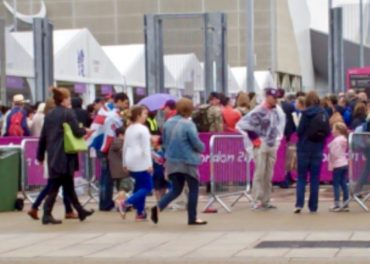 Packed Paralympic Games