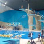 Olympic Womens Diving team Australia