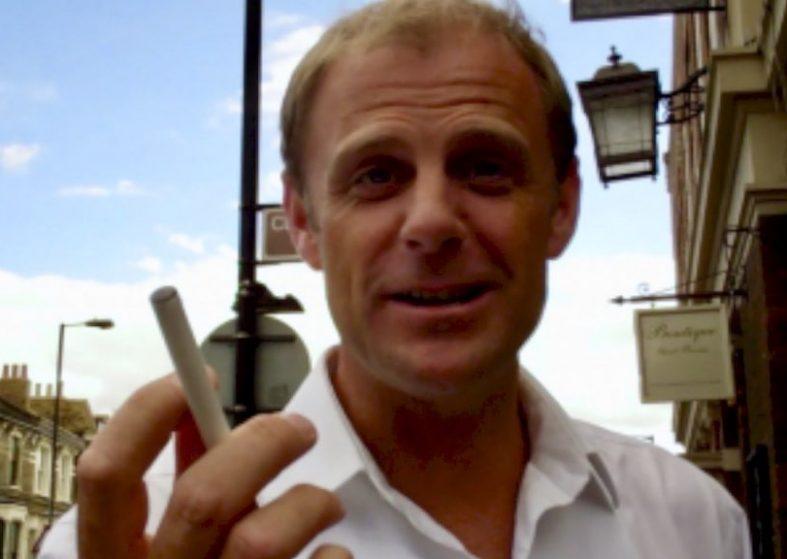 Smoking electric cigarette