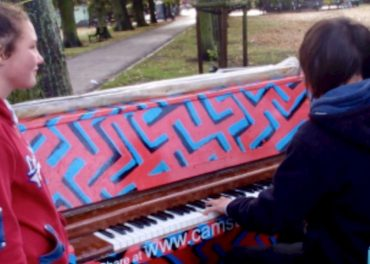 Pianos Go Public great to play