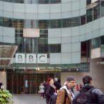 BBC broadcasting house London