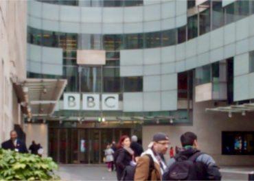 BBC Scandal - new BBC HQ