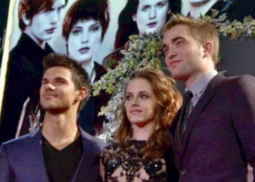 Goodbye Twilight - Taylor, Kristen, Robert
