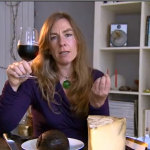 Wine with Christmas Pud - Rebecca's choice