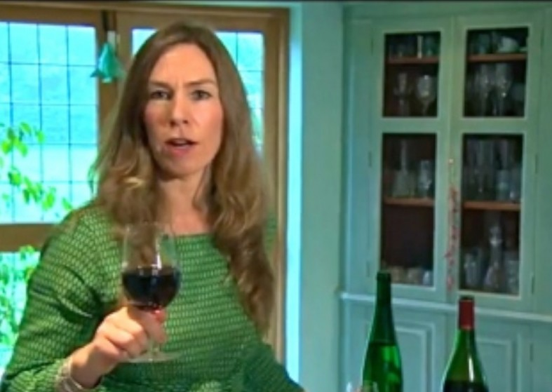Wine on a Diet - Rebecca Donphy