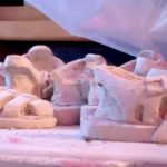 clay moulds