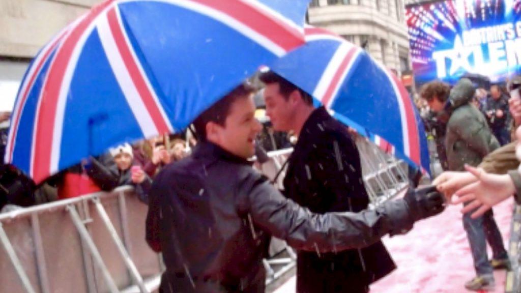 Britain's Got Talent London - Ant and Dec Hosts