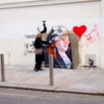 Banksy gone