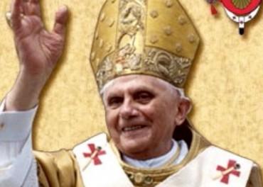Pope In UK - Pope Benedict XVI