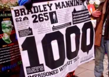 Bradley Manning - thousand days
