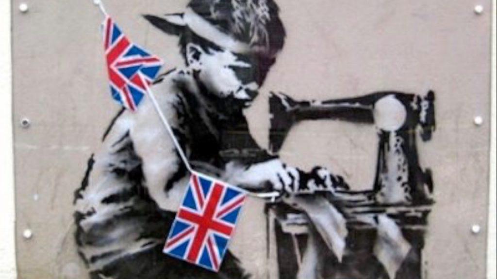 original Banksy
