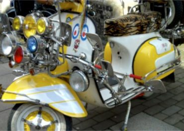 Mods Scooters Norwich