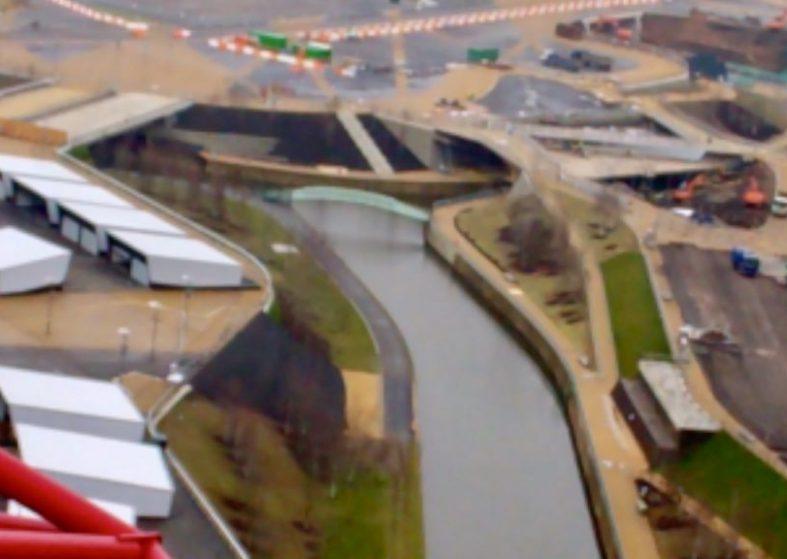 London Olympic Park -Legacy in progress