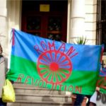 protest at Bulgarian Embassy